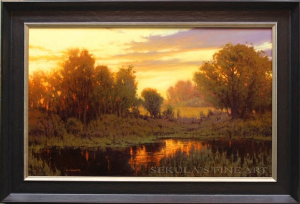 Autumn Morning by Kevin Courter